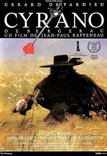 Cyrano de Bergerac (1990)A tour de force. ~~'panache'~~  ***** Depardieu's best film? Maybe. Rhyming couplet subtitles from Anthony Burgess.*****