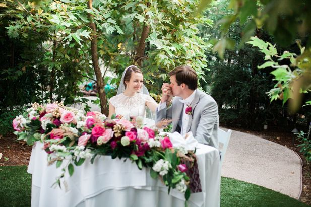 North Hollywood Garden Wedding at The Garland | Jessica Grazia Mangia Photography | See more on My Hotel Wedding: https://www.myhotelwedding.com/blog/2016/11/11/north-hollywood-garden-wedding-garland/