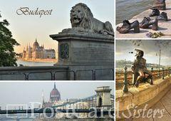 Budapest Postcard