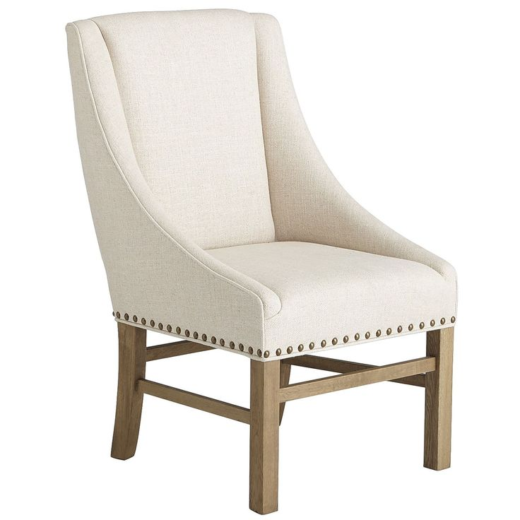 Pier One Dining Room Chairs: Miriam Dining Chair - Natural
