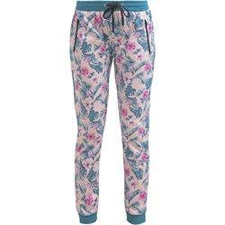 TWINTIP Spodnie treningowe rose/green