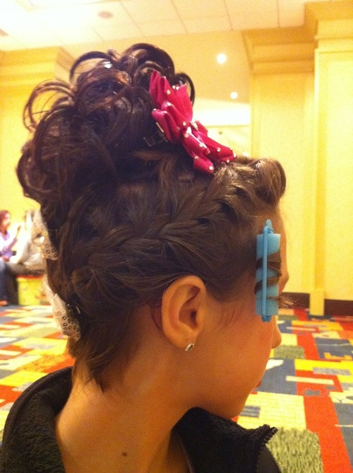 17 Best Images About Irish Dance Hair Wigs And Headbands