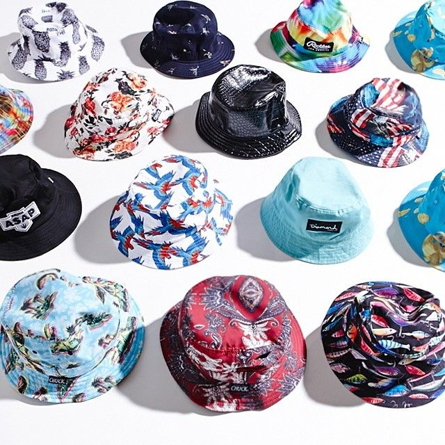 99812976e1683 ... sweden mcm leather bucket hat bucket hats for your fave guy at pacsun  f6d6b 2d4cf