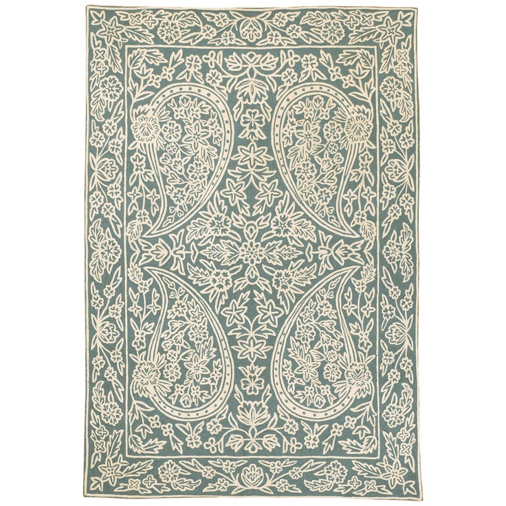 45 Best Images About Rugs: Embroidered On Pinterest