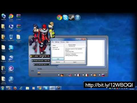 S4 League x7 Faith Injector Hack UPDATED 2013