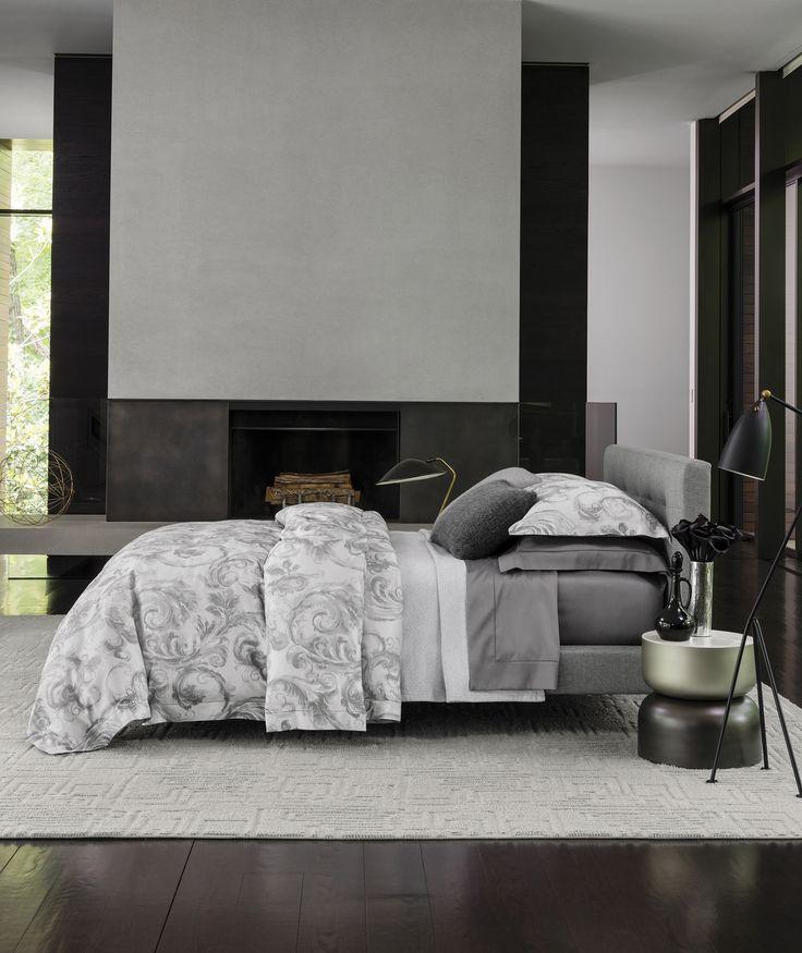 Isella gives an artful interior design spirit to bedroom decor