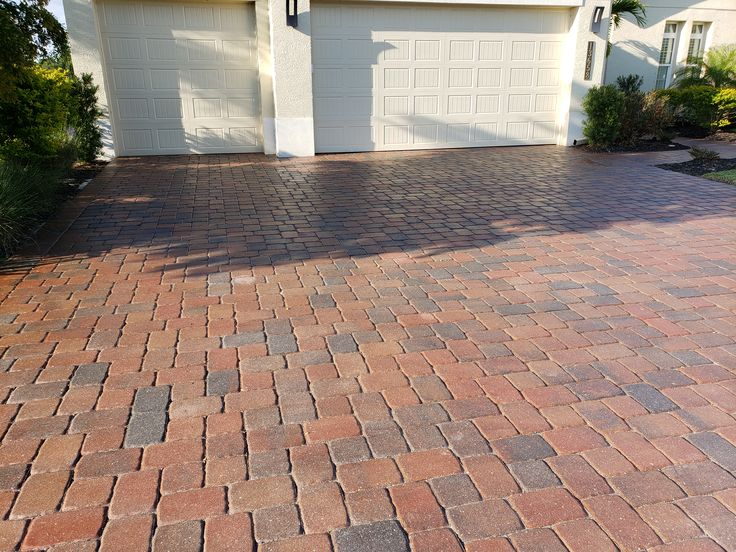 """ANOTHER BEAUTIFUL JOB DONE BY """"SEAL MY PAVERS"""" Paver"""
