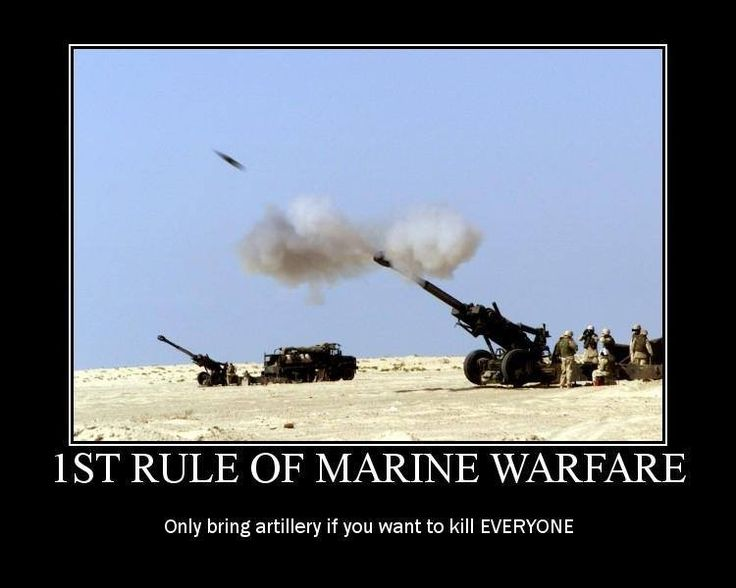 Military memes Marine Corps Artillery