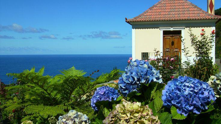 Casa das Hortensias, Madeira