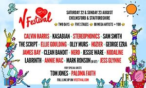 Groupon - V Festival Ticket from £89, Chelmsford or Staffordshire (Excl. Booking Fees) in [missing {{location}} value]. Groupon deal price: £89