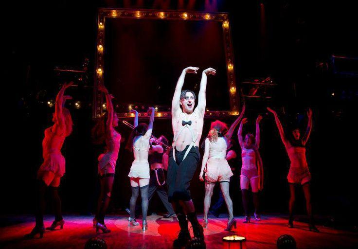 I love Alan Cumming ~ Cabaret Broadway 2014 Alan Cumming