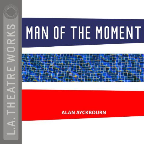 Man of the Moment:   The price of accidental fame is hashed out in this comedy about a famous bank robber and the clerk who foiled his biggest heist. Ayckbourn's 1988 play anticipates the popularity - and absurdity - of reality TV. An L.A. Theatre Works full-cast performance featuring: Rosalind Ayres as Jill Rillington; Jane Carr as Trudy Parks; Kenneth Danziger as Douglas Beechey; Martin Jarvis as Vic Parks; Ian Oglivy as Kenny Collins; and Yeardley Smith as Sharon Giffin. Directed by...
