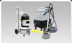 Numerous Commercial Tile and Grout Cleaning Machines