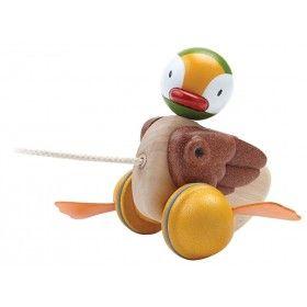 Çek-yürüt Ördek (Pull-along Duck)