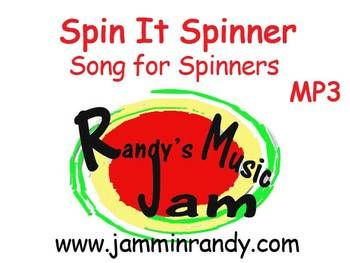 Spin It Spinner (Song) MP3 - for those pesky fidget spinners!