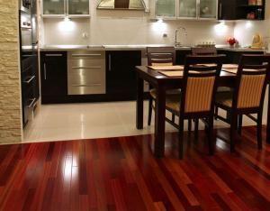 See Why Brazilian Cherry Flooring Still Lights Hearts on Fire: Brazilian Cherry Flooring
