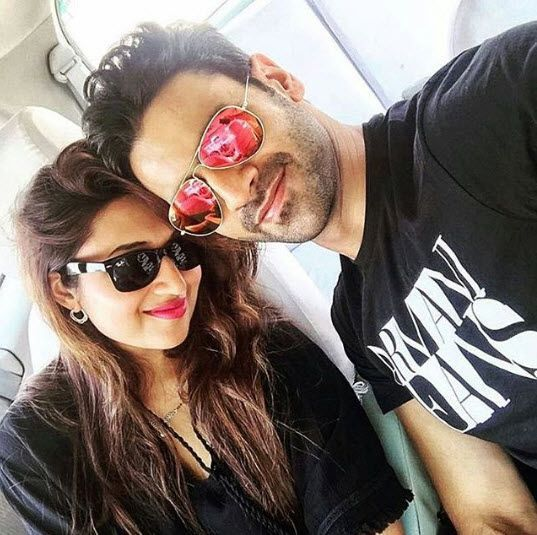 Newlyweds Divyanka Tripathi And Vivek Dahiya Set Out On Their First Road Trip Together