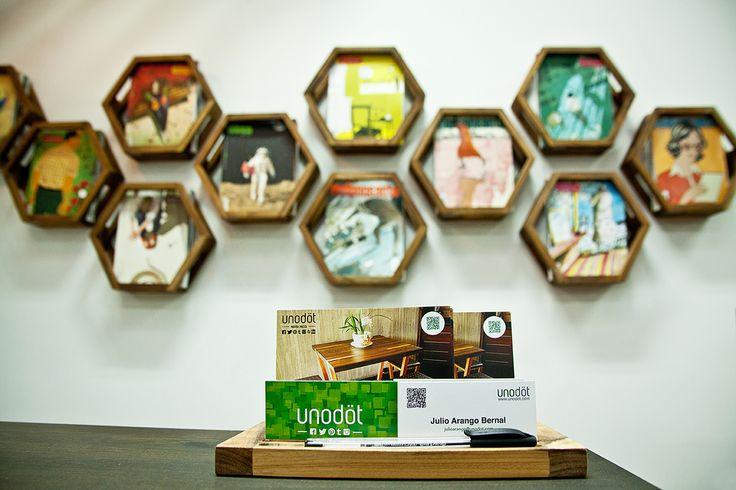 Los invitamos a que visiten el espacio que hemos creado para la Revista El Malpensante en la Feria del Hogar.   Del 5 al 22 de Septiembre de 2013, en Corferias Bogotá.  Pabellón 3, Nivel 1 stand 208   Los esperamos!!!