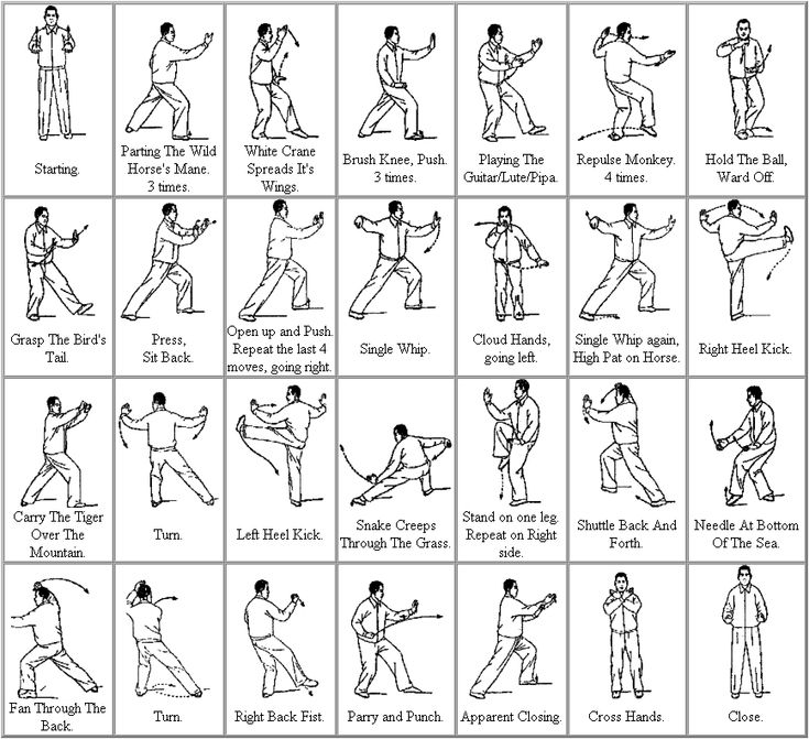 Tai Chi for Mind and Body