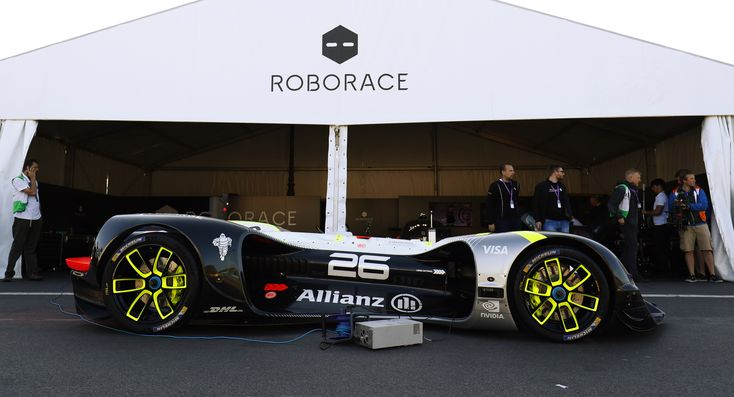 Roborace (first driverless electric racing competition) this January in UK   Roborace (first driverless electric racing competition) this January in UK  By Lisa Eitel | December 29 2017  Roborace  the worlds first driverless electric racing competition  will take place at the National Exhibition Centre (NEC) in Birmingham (UK) January 11 to 14 2018 at the Autosport Stage at Autosport Intl. 2018. Visitors willsee Roboraces autonomous Robocar from Friday through to Sunday.  This photo of the…