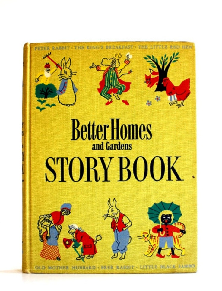 First Edition 1950 Better Homes and Gardens Story Book. $42.00, via Etsy.