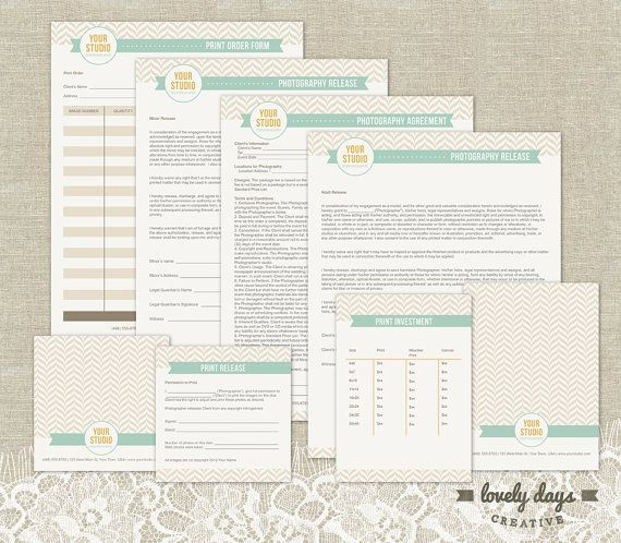 Business Forms Templates Mesmerizing 30 Best Business Images On Pinterest  Photography Business .
