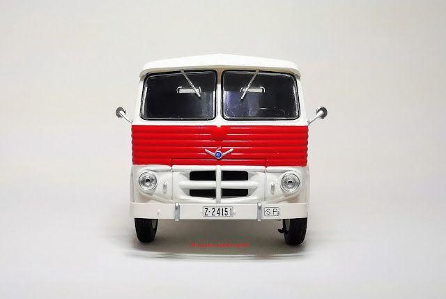 Miniaturasconry43 Collection Pegaso Z 207 Entrega Nº 35 Pegaso Camion De Bomberos Industria Automotriz