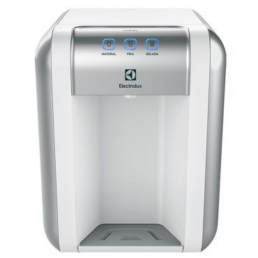 Purificador de Água Eletrônico Electrolux - Tripla Filtragem, Sistema Eletrônico de Refrigeração, Painel Touch, Aviso Troca-Filtro, Bivolt - PE11B