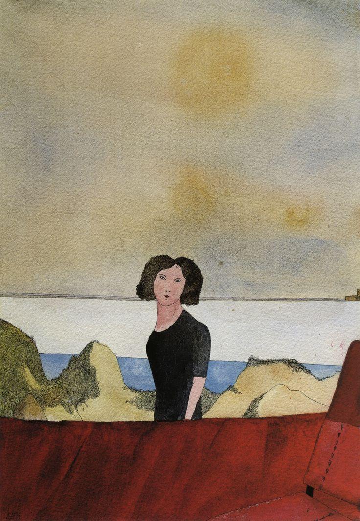 "Mario Botas, ""L'invitation au voyage,"" 1979"