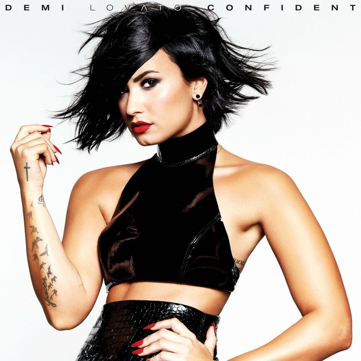 Demi Lovato Confident Single Album Cover View In Uhq By Visiting Our Gallery