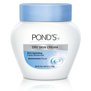 Ponds DRY SKIN CREAM Rich Hydrating Moisturizer: face care for beautiful glowing…
