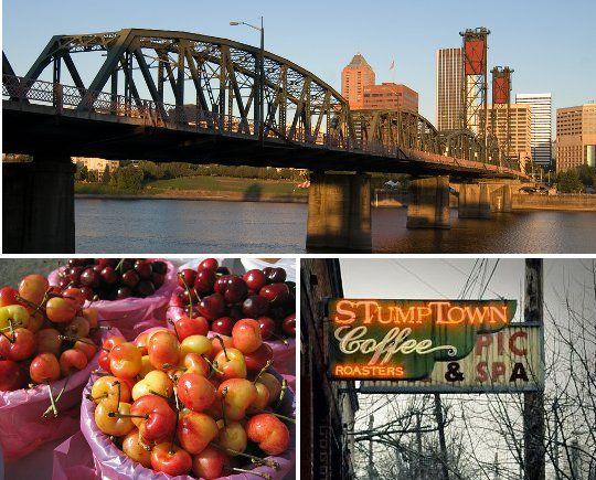 Food-Lover's Guide to Portland, Oregon Markets, farms, artisans, & best shops for cooks