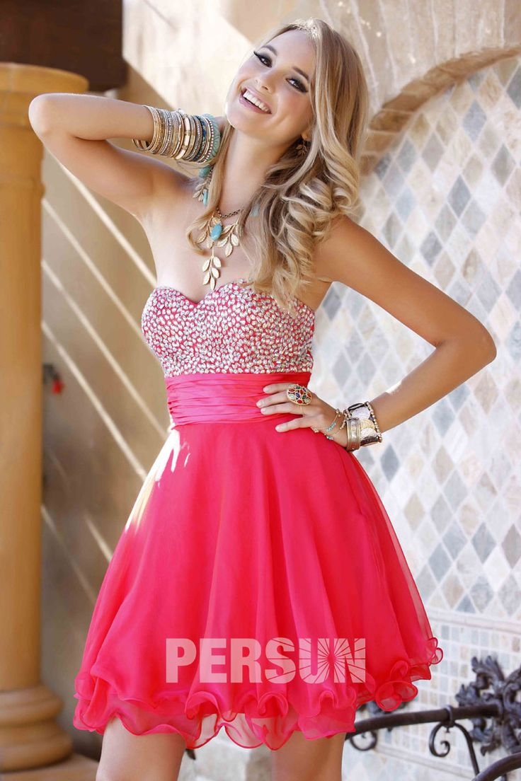 51 best Cute Prom Dresses images on Pinterest | Short prom dresses ...