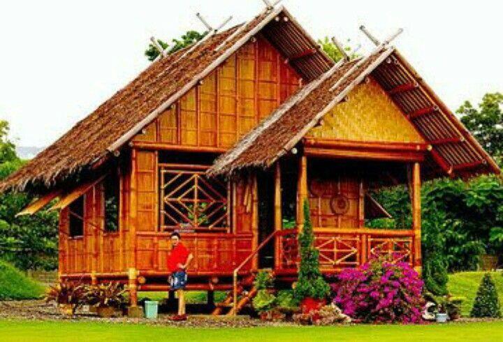 Bahay-kubo villa