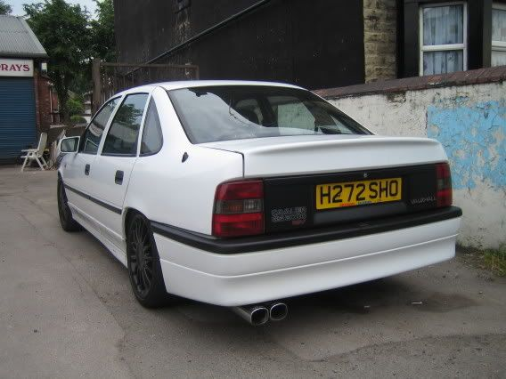 Vauxhall Cavalier GSI200016v - Blew many a Golf GTI away with my one of these