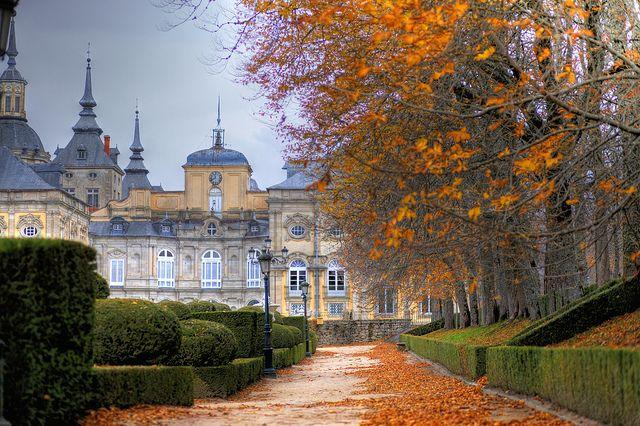 Royal Palace of La Granja de San Ildefonso, La Granja, Segovia, Spain