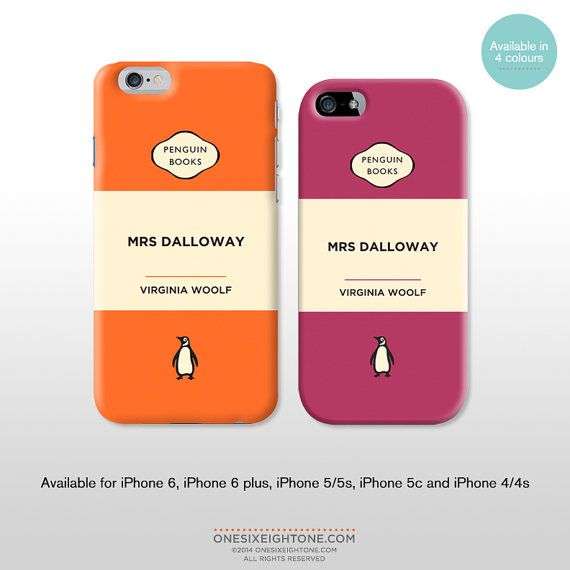Penguin Book Cover Iphone Case : Best awesome literary iphone cases mostly for plus