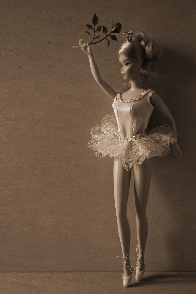 Barbie Ballerina- versione puntini rossi