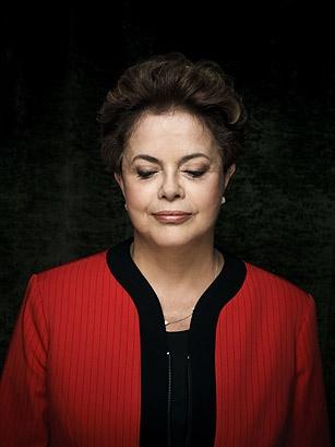President of Brazil - Dilma Rousseff