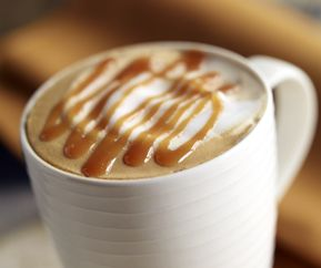 Snickerdoodle Latte from Torani (need to find all- natural substitutes)