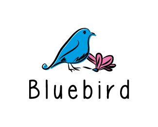 Logo Design - Bluebird