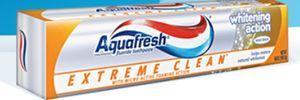 New $0.75/1 Aquafresh Extreme Clean Toothpaste Coupon (Facebook)