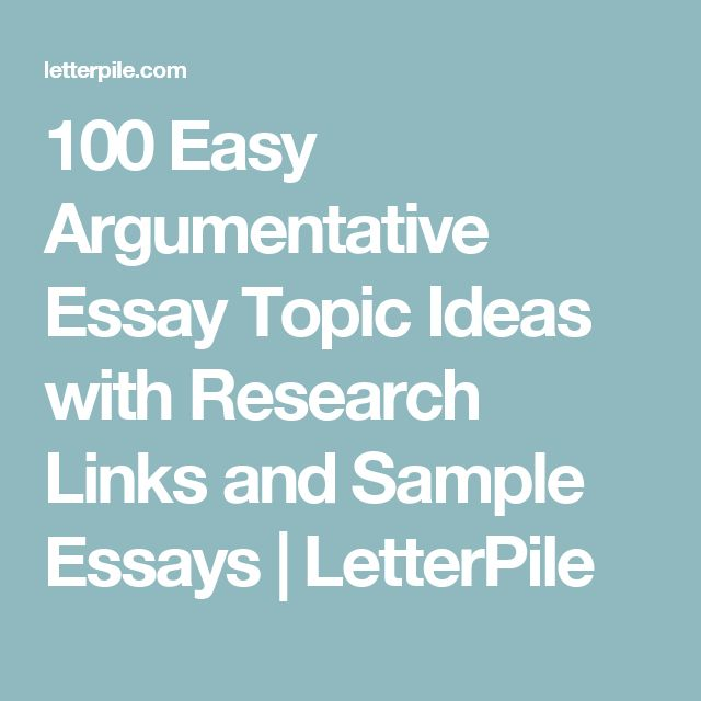 easy topics for evaluation essays Need an evaluation essay topic list of 100 topic ideas, plus links and sample essays many resources for how to write your paper.