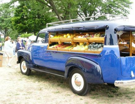 Old Fashioned Food Trucks For Sale