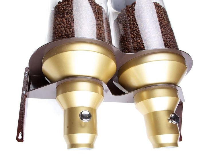 IDM Dispenser   Supremo - Premium Coffee Bean Dispenser   Bulk Coffee Bean Dispenser