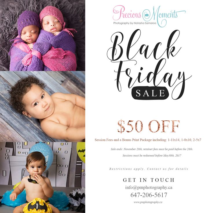 I've been pretty quiet about this years Black Friday Sale but here it is. #newbornphotographer #newbornphotographers #brampton #bramptonnewbornphotographer  #bramptonnewbornphotography #newborn #babyphotographer #torontophotographer  #mississauga #mississaguanewbornphotographer #mississaguababyphotographer #vaughannewbornphotographer #vaughanphotographer #vaughanphotography  #photography #photographer #cakesmash  #babysfirstbirthday #newbaby #maternityphotography #maternitybrampton
