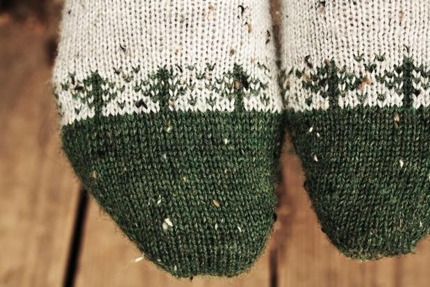 Charlie Socks Patttern - Knitting Patterns and Crochet Patterns from…