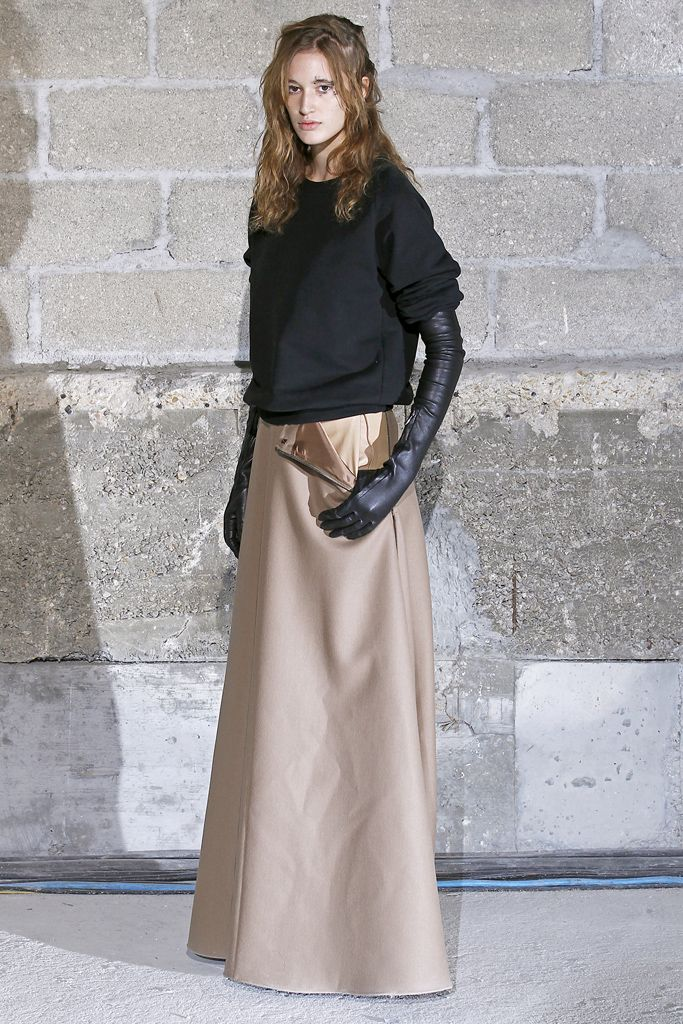 Maison Margiela Fall 2011 Ready-to-Wear - Collection - Gallery - Style.com