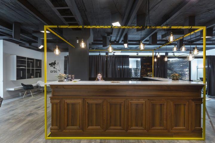Barboss 2 by Workshop Dmitriy Grynevich, Kiev – Ukraine » Retail Design Blog