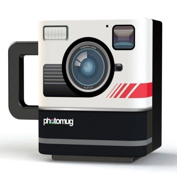 Photomug Retro Camera Mug  #presents #sale #cheap #birthday #cool #quirky #gift #mzube #gifts #shopping   https://www.mzube.co.uk